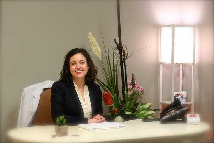 Dr Phillips desk